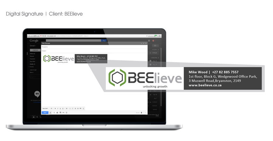 BEElieve-Digital-Signature