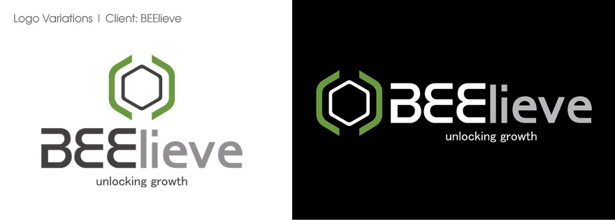 BEElieve-logo-variations